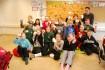 Workshops at schools - Wallet from milk boxes in Ártúnsskóla, Reykjavik