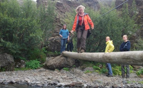Volunteering in Iceland: Visir & Iceland Magazine articles