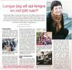 Vikan - Langar þig að sjá lengra en nef þitt nær?