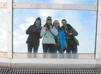 Winter Photo Marathon in Reykjavík