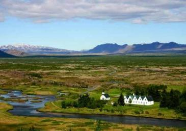 Þingvellir - World Heritage Site