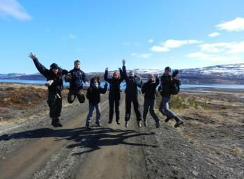 Ísafjarðardjúp: Nature & Fun in the Westfjords (1:3)