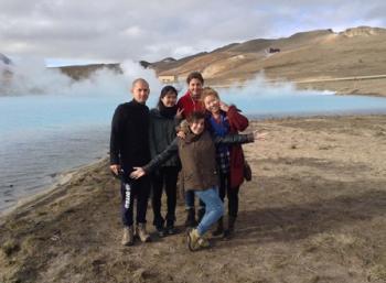 The Highlands North of Vatnajökull glacier