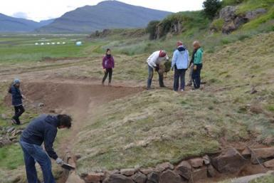 Archaeology in the East