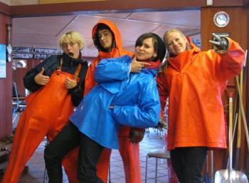 Hitting the slopes - Skálafell (1:2)
