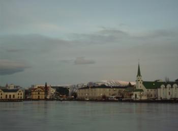 Environmentally aware: in Reykjavík