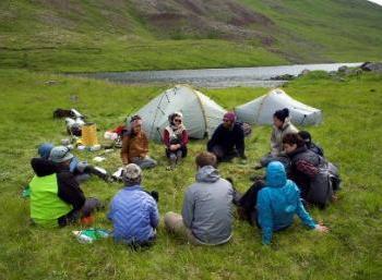Strandir in the Westfjords of Iceland