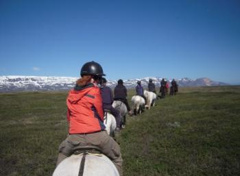 Work and fun in the East fjord