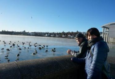 Environmentally Aware in Reykjavík