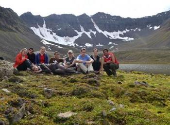 Ísafjarðarbær - 66 degrees North