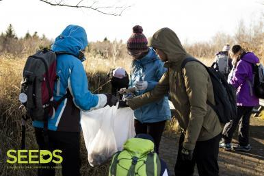 SEEDS 032. Environmentally Aware & Trash Hunting