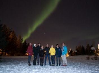 Advent Environmentally aware in Reykjavik