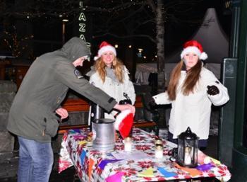 Christmas Environmentally aware in Reykjavik