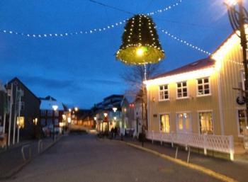 Christmas Photo Marathon in Reykjavík
