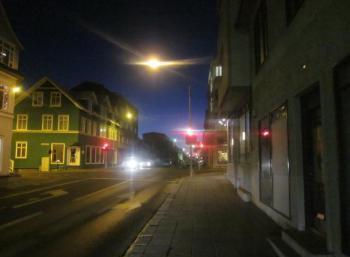 Environmental Advent & Red cross in Reykjavík