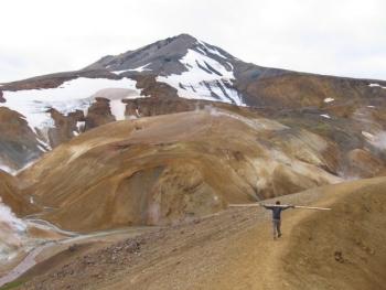 The highlands of Iceland - The famous Kjölur road