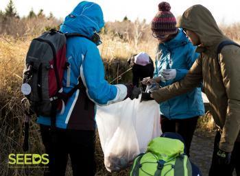 Environmentally Aware & Trash Hunting in Reykjavík