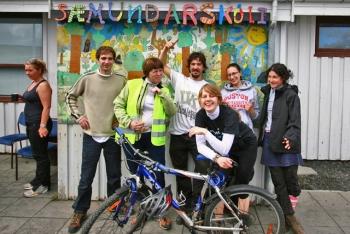 Cycling the circle - The Icelandic Biking!