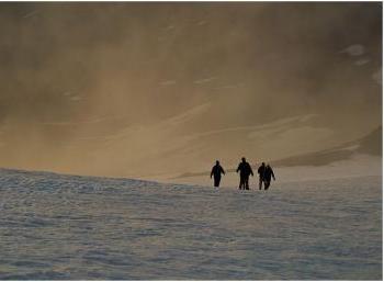 Hitting the slopes - Blue Mountains (2:2)