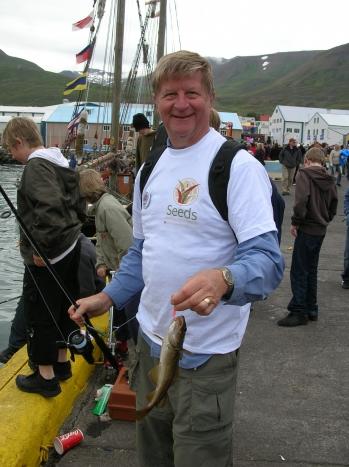 Fiskidagurinn Mikli í Dalvíkurbyggð - Fish Festival