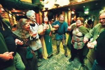 Hafnarfjörður, Víkingahátíð - Viking Festival
