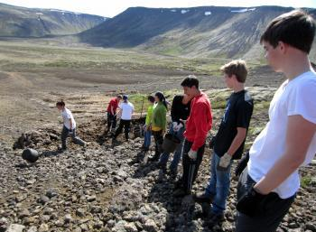 Revegetation in the south of Iceland (2:2)