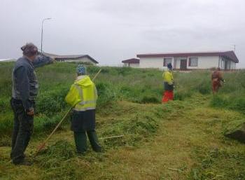 Sandfell - Fljótsdalshérað