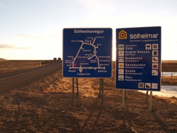 Sólheimar*, vistvænt byggðarhverfi