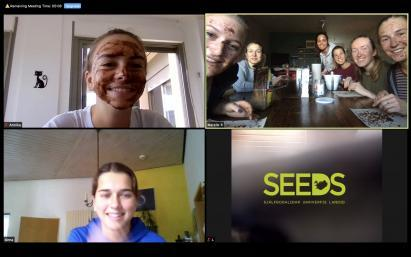 SEEDS 110. Virtual Camp Environmentally Aware - Learn from home