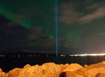 New year's Photo Marathon in Reykjavík