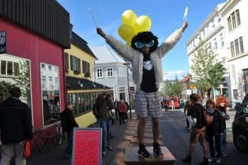 Photo Marathon & Culture Night in Reykjavík