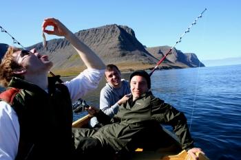 Arnarfjörður -