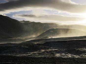 Reykjavík & Bláfjöll mountain range
