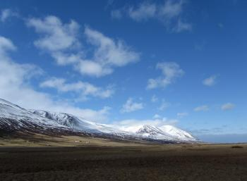 Summer in Eyjafjörður - The longest fjord