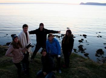 Selárdalur in the West fjords - Samúel Jónsson