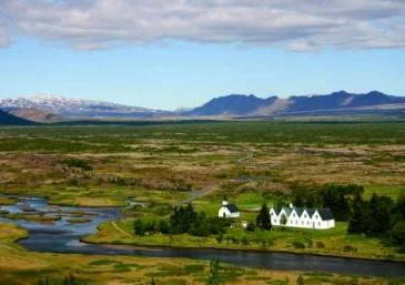 SEEDS - Workcamps in Iceland - Þingvellir
