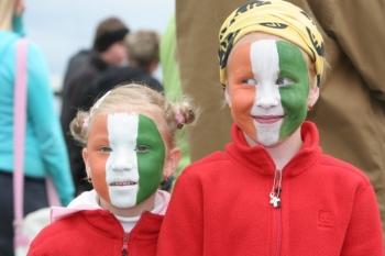 Akraneskaupstaður - Írskir dagar, Irish Days!