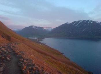 Easter at Eyjafjörður - The longest fjord