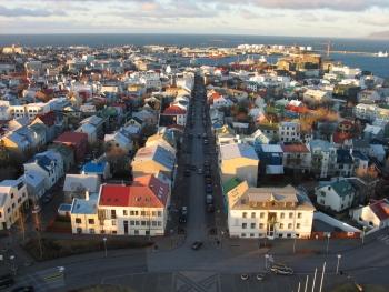 Reykjavík: Design - Renovation & Environment