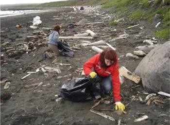 Battling Litter in the Fjords of Trolls