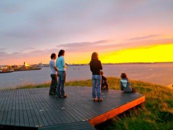 Island of Viðey & Culture night in Reykjavík (2:2)