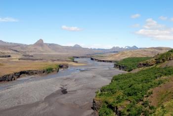 Nature reserve of Þórsmörk - The forest of Þór